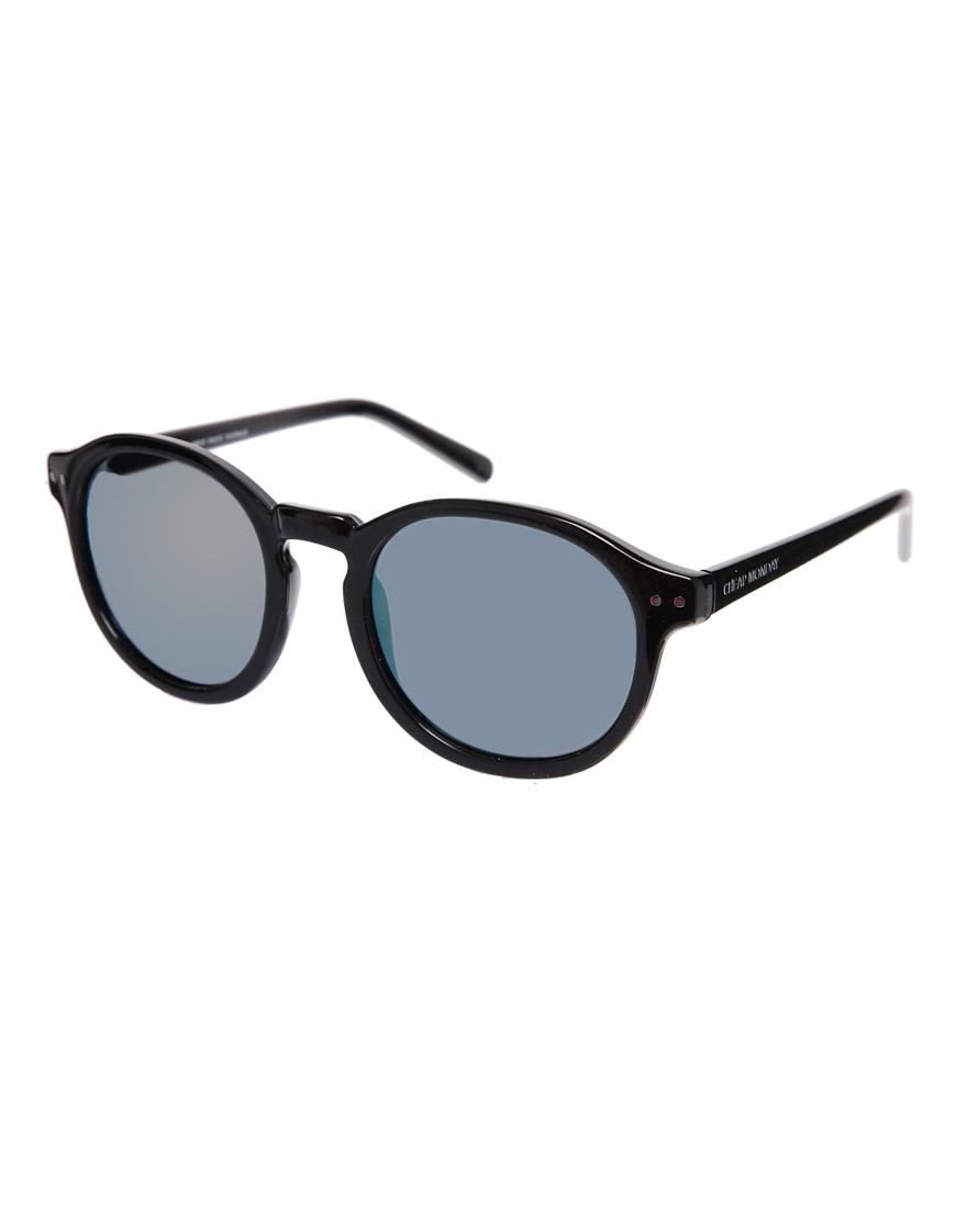 Gafas de sol montura redonda, modelos de gafas de sol para mujeres