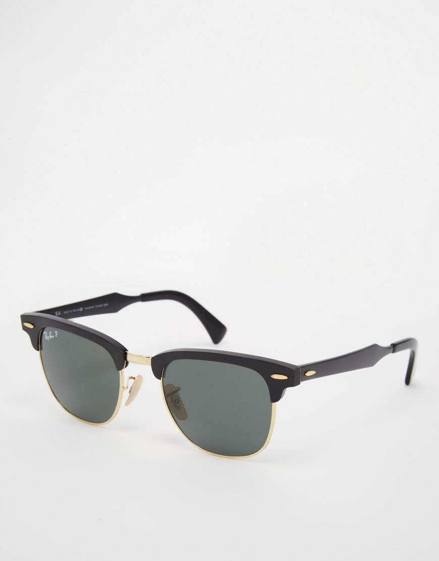 Gafas de sol New Clubmaster de Ray-Ban, gafas moda