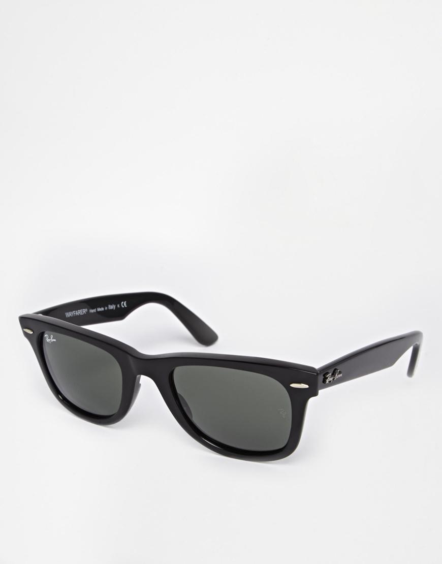 Gafas de sol Original Wayfarer de Ray-Ban, moda gafas