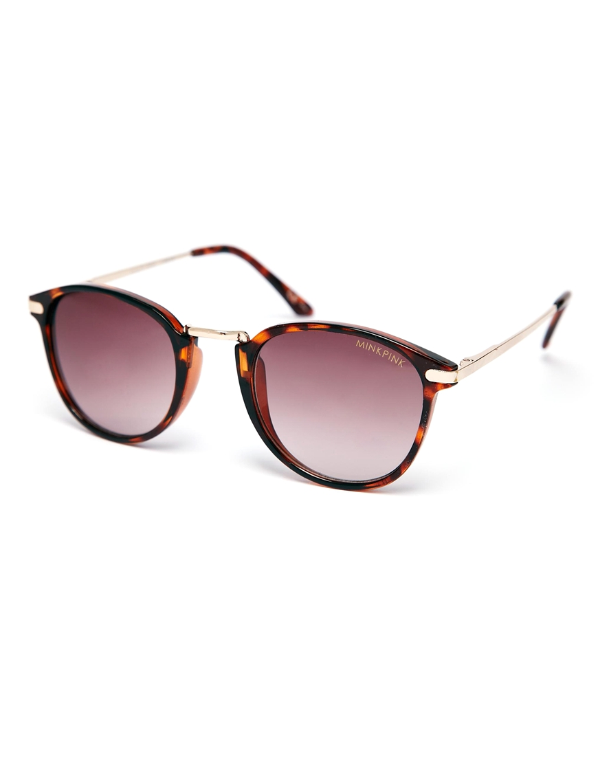 Gafas de sol Reality Bites de Minkpink, ultimas gafas de sol