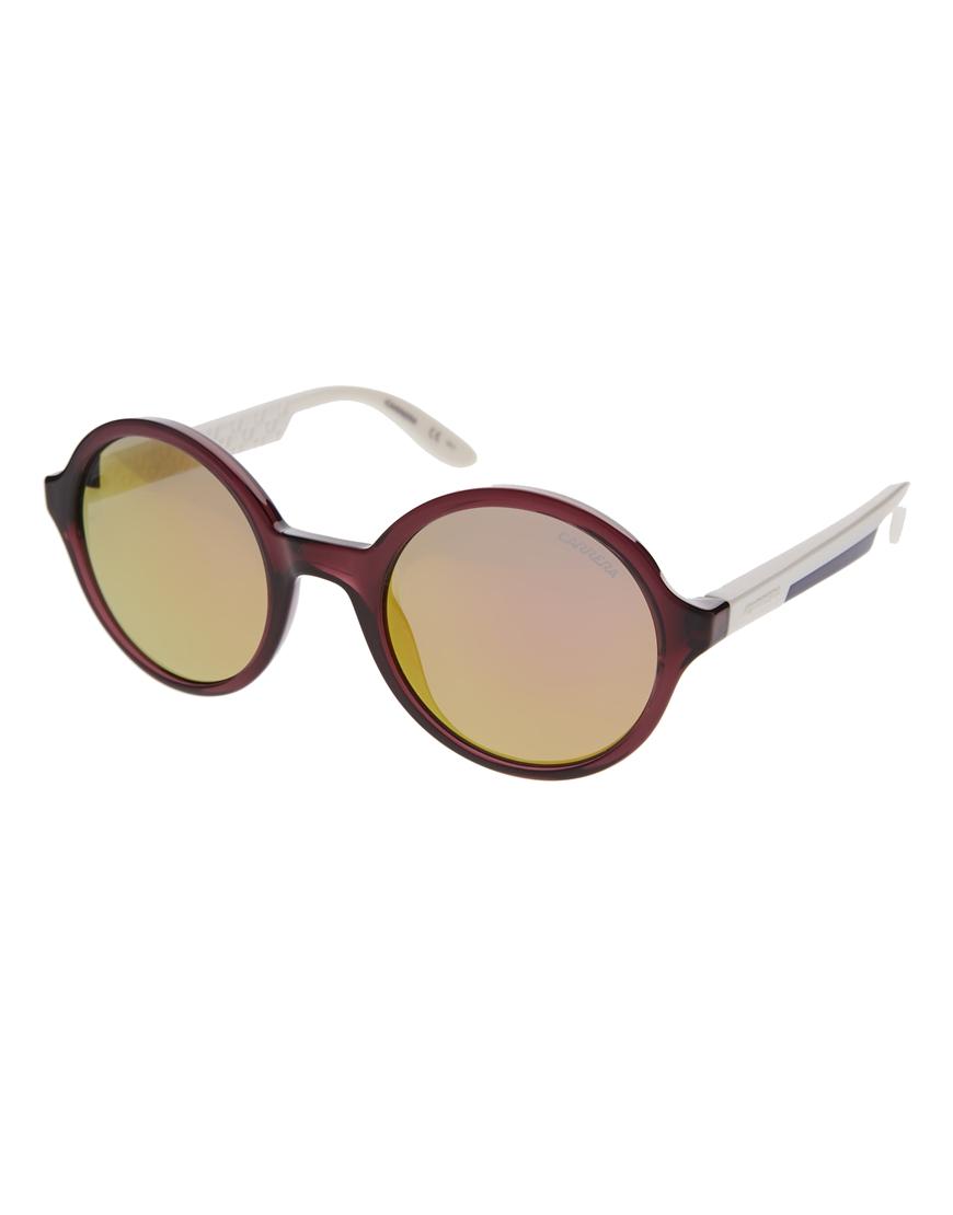 Gafas de sol redondas de Carrera, gafas de sol tendencias