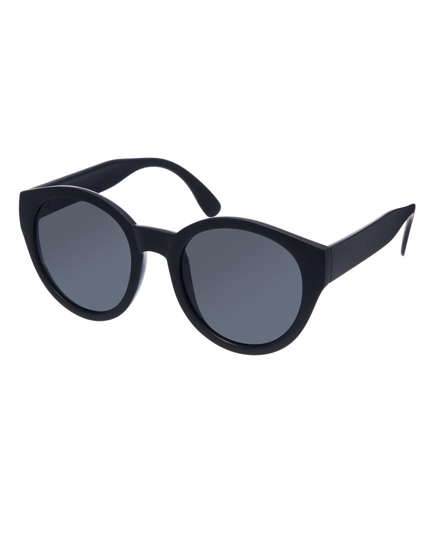 Gafas de sol redondas extragrandes , gafas de sol para mujer