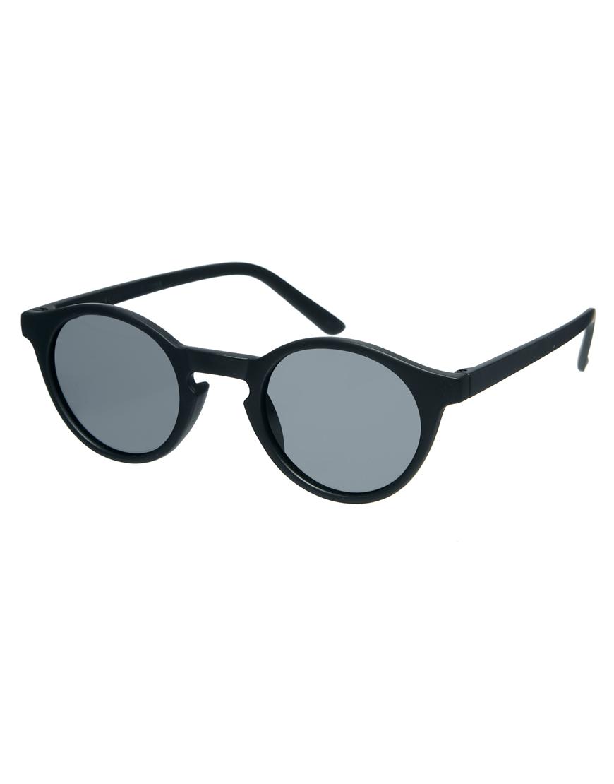 Gafas de sol redondas y pequeñas , gafas de sol moda
