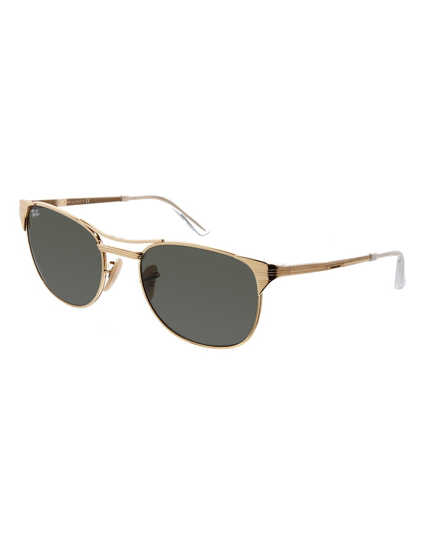Gafas de sol Signet de Ray-Ban, gafas de moda