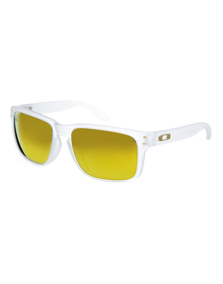 Oakley Shaun White Gold Series Mirrored Sunglasses, gafas mujer