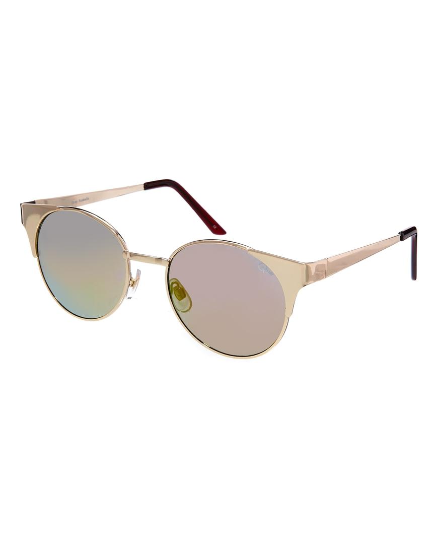 Quay Asha MirroredSunglasses, moda gafas de sol