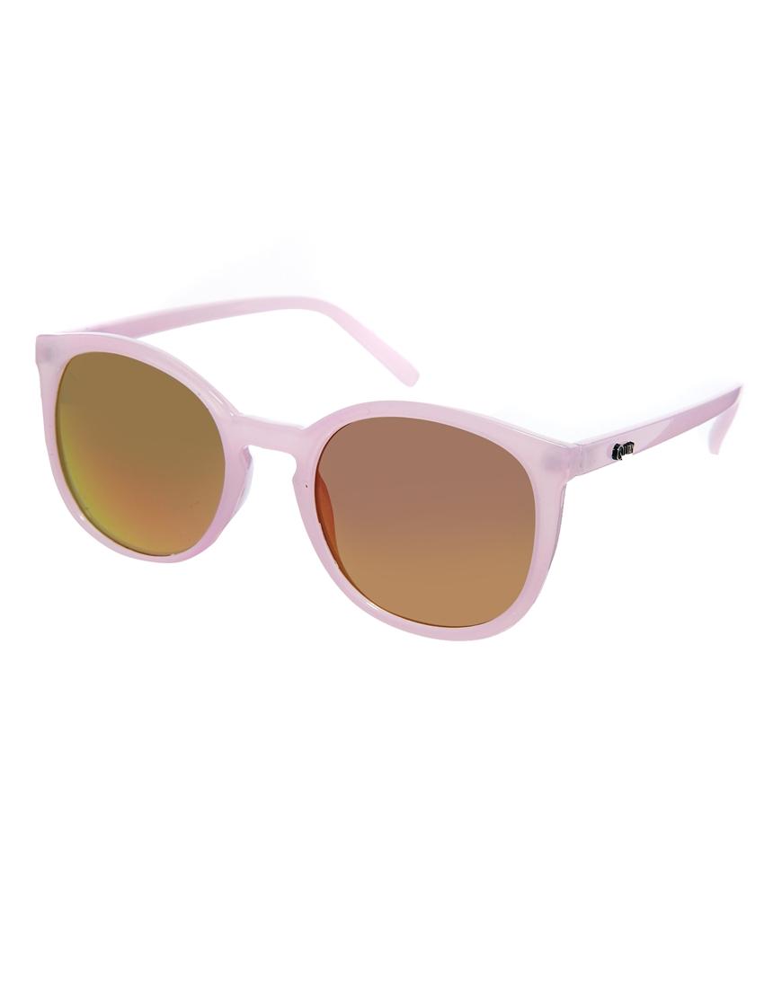 Quay Dixi Mirrored Sunglasses, gafas de sol de mujer de moda