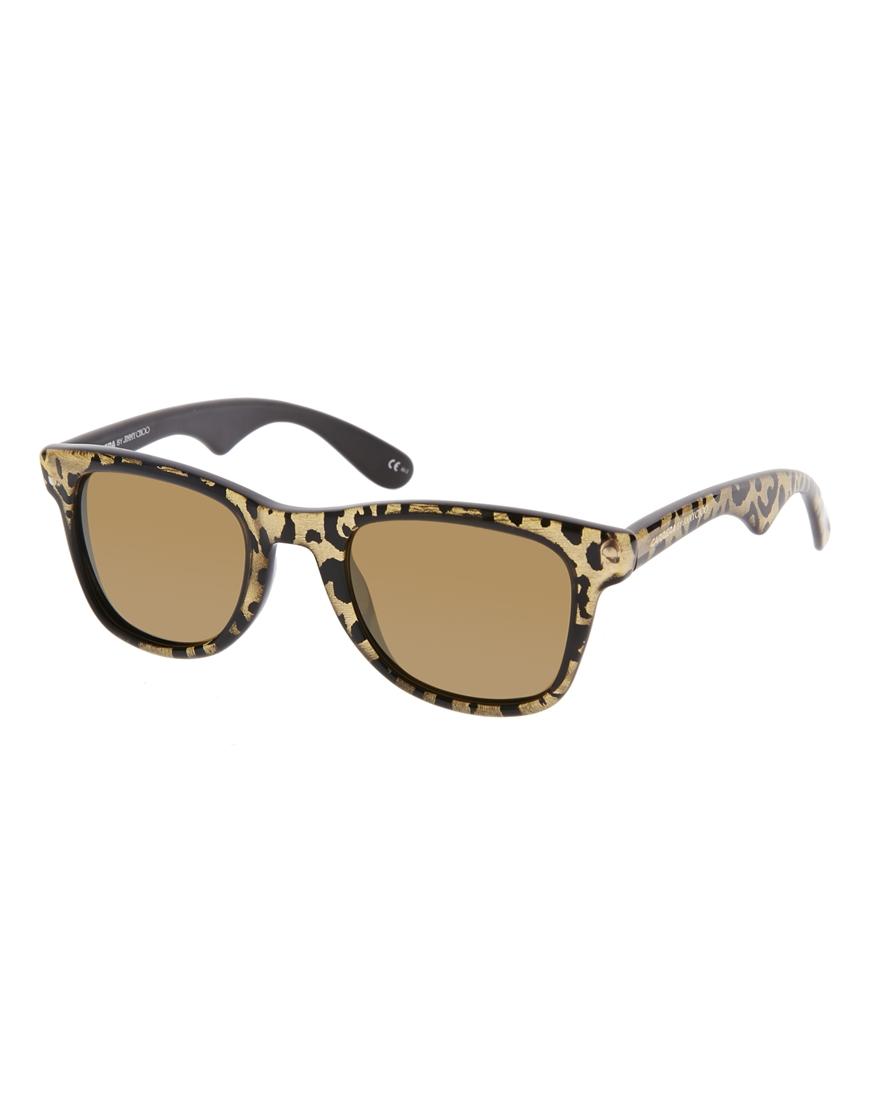 Gafas de sol con montura cuadrada de Carrera by Jimmy Choo