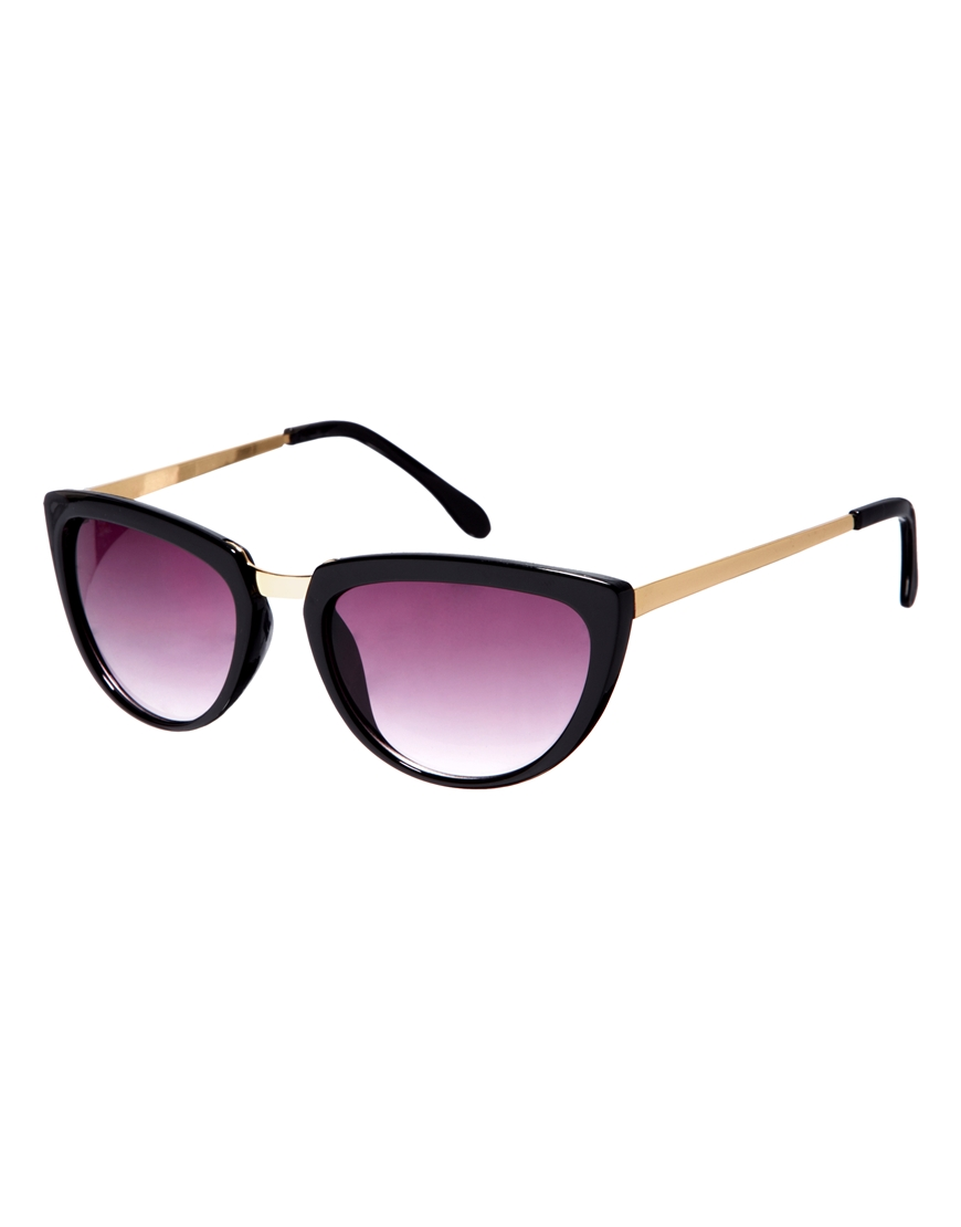 Gafas de sol de ojos de gato Hands Off de AJ Morgan