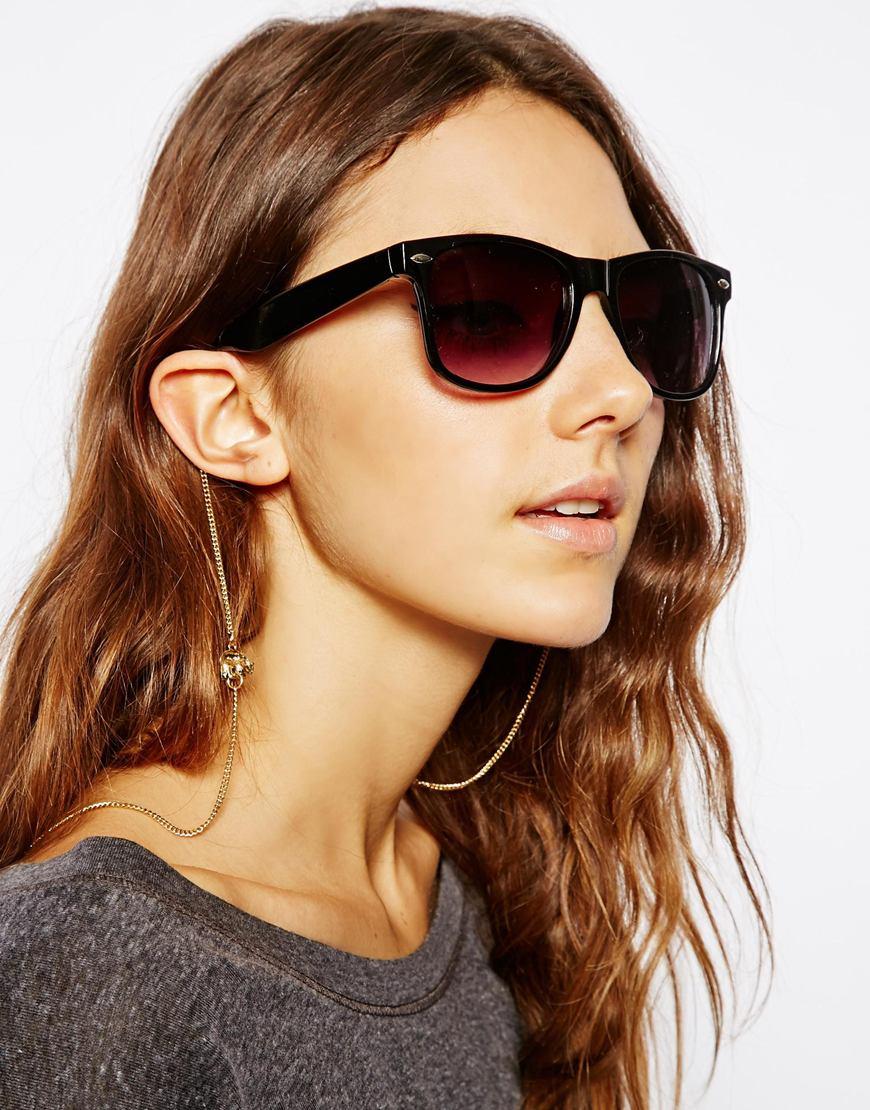 Cadena para gafas de sol con elefantes , moda en gafas