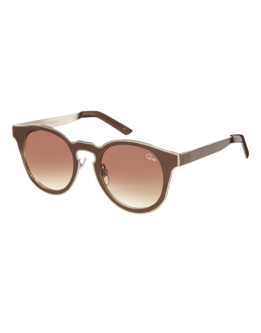 Gafas de sol Alexa de Quay, gafas de sol de moda