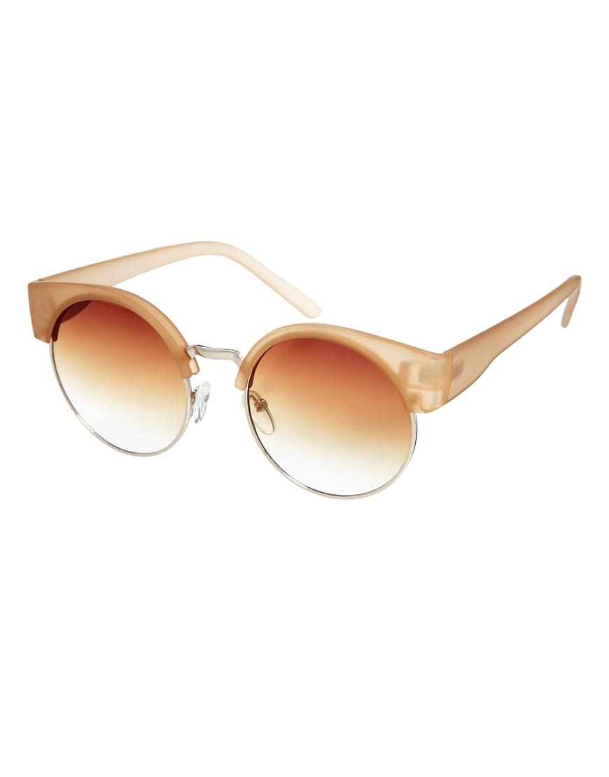 Gafas de sol con mitad de ojos de gato , ultimas gafas de sol