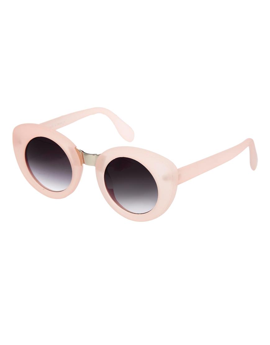 Gafas de sol con puente de metal Kitten , moda gafas