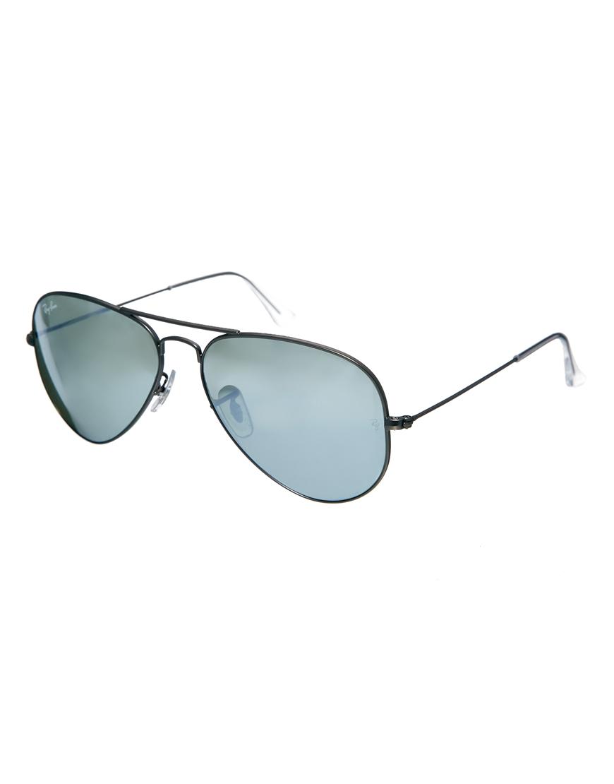Gafas de sol estilo aviador grandes de Ray-Ban, gafas de sol de moda