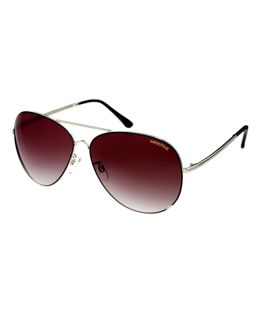 Gafas de sol estilo aviador, gafas de sol moda