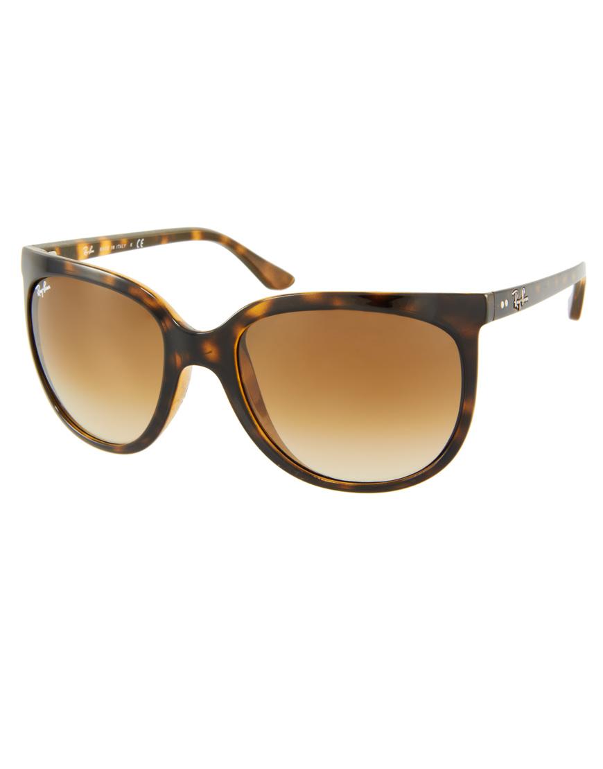 Gafas de sol Light Havana Cats 1000 de Ray-Ban, gafas de sol de moda