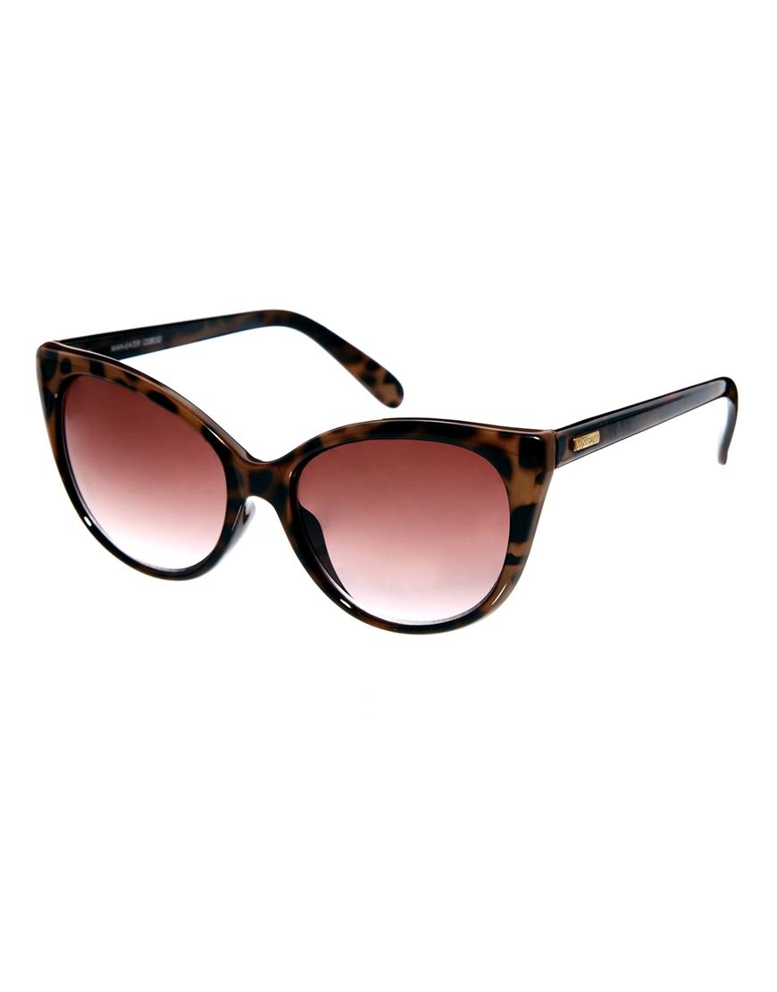Gafas de sol Man-Eater de Minkpink, gafas de sol moda