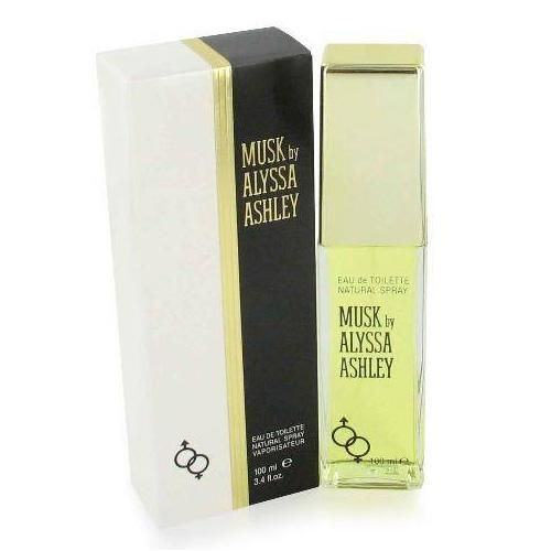 ALYSSA ASHLEY MUSK EAU DE TOILETTE 100ML VAPO.